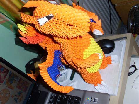 origami charizard 3d origami charizard album skong 3d origami