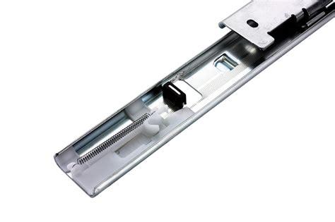coulisse de tiroir avec dispositif de fermeture automatique 7400 50sc