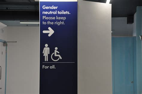 Gender Neutral Bathrooms by New Gender Neutral Bathrooms Open At Mile End Library