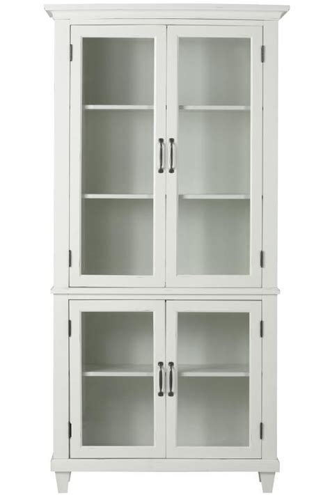 bookshelves with glass doors for sale martin glass bookcase from home decorators where the