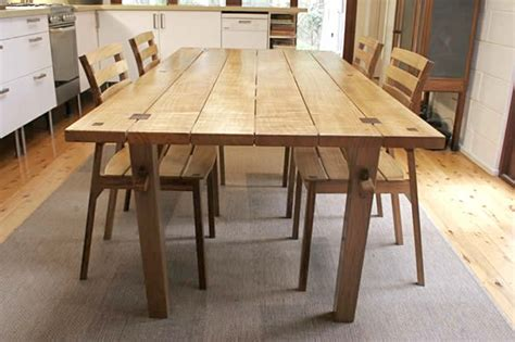 woodworking dining table build wooden dining table woodworking plans