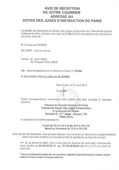 Modification Jugement Jaf by Affaire D Etat Le Plus Grand Scandale Politique De La
