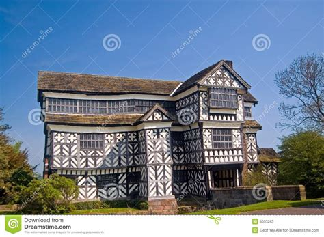Tudor Home Plans the old tudor mansion stock photos image 5093263