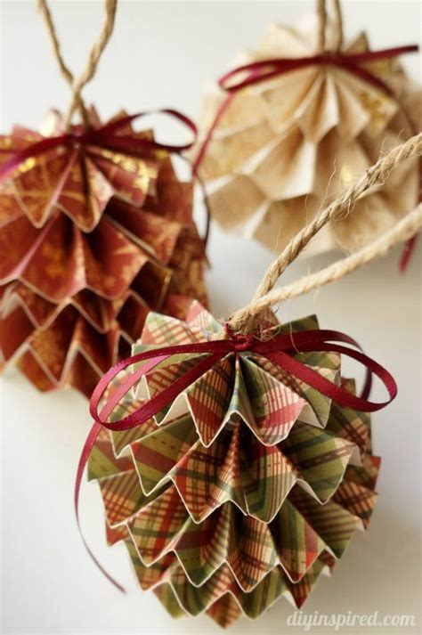tree decorations diy 25 unique ornaments ideas on