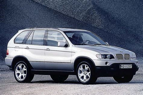 Bmw X5 2000 by 2000 06 Bmw X5 Consumer Guide Auto