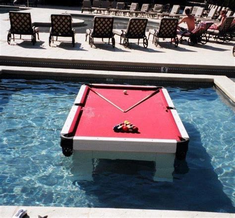 swimming pool table swimming pool pool table swimming