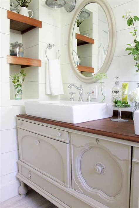 vintage bathroom vanity 29 vintage and shabby chic vanities for your bathroom