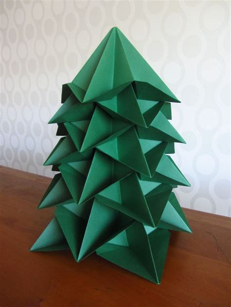 modular origami tree 22 best images about de mis manos on origami