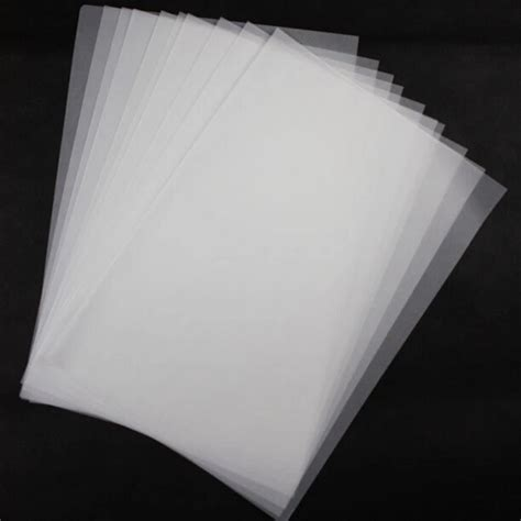 butter paper craft 20 pcs high quality a2 tracing paper butter paper sulfuric