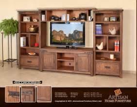 wall furniture ifd 1085 cordoba wall unit by artisan furniture