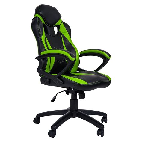 Chair For Gaming by Best Cheap Gaming Chairs Merax Ergonomics Review