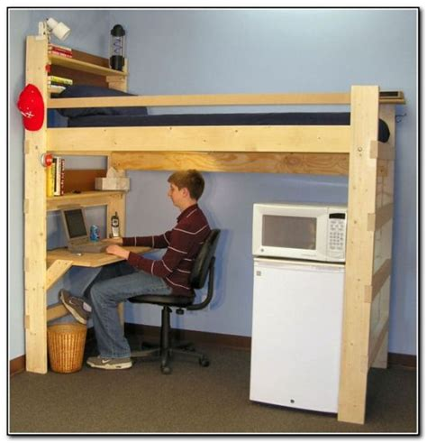 bunk with desk 45 bunk bed ideas with desks ultimate home ideas