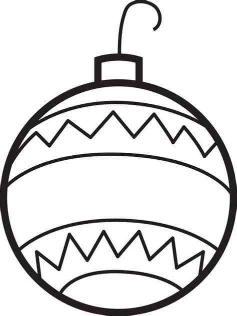ornament coloring sheets free printable ornaments coloring page for 2
