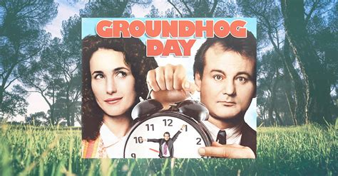 groundhog day plot quot groundhog day quot is everything hear me out moon