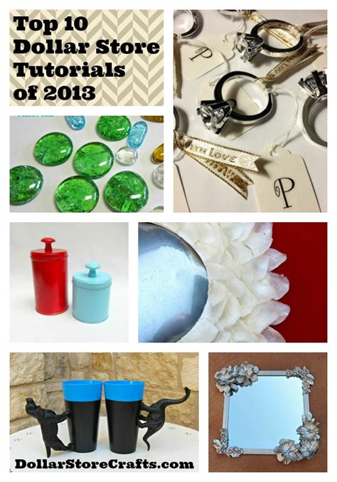 dollar store crafts top 10 dollar store craft tutorials of 2013 187 dollar store
