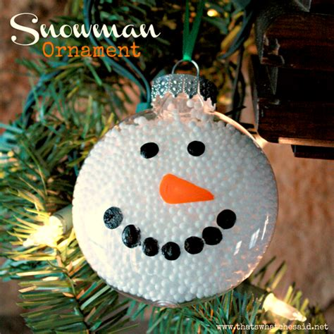 Ornament Craft Ideas For Your To Make