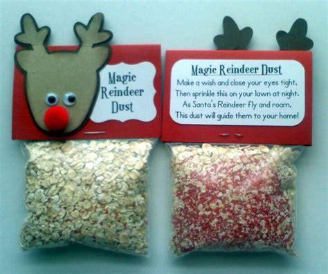 reindeer food craft project reindeer dust crafts