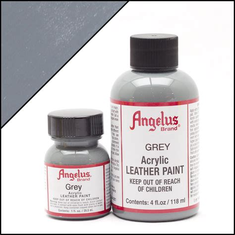 angelus paint tips angelus brand acrylic leather paint grey