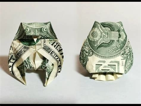 dollar owl origami dollar bill origami owl preview money origami moneygami
