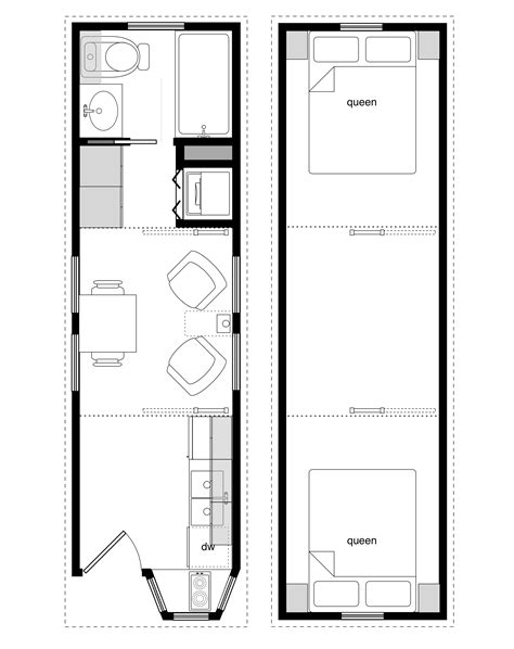 small home floor plans with pictures sle floor plans for the 8 215 28 coastal cottage tiny house design