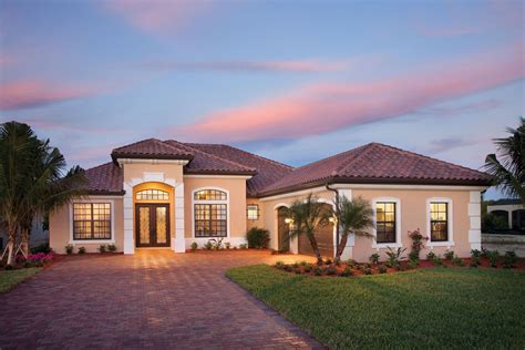 florida homes bougainvillea luxury model home completed at runaway bay
