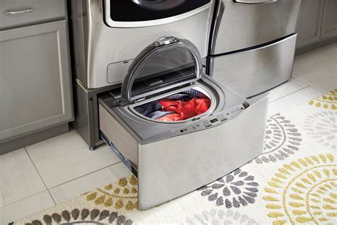Best Buy Has Front Loading LG washers and SideKick on sale