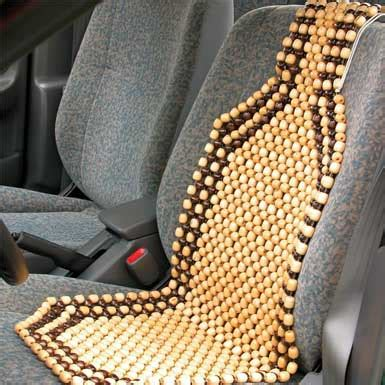 bead seat covers car wooden bead seat cover