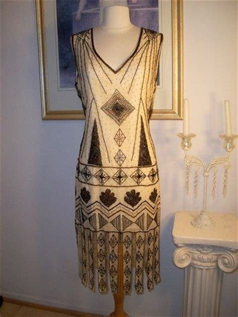 beaded gatsby style dress 1920 s style great gatsby bronze gold beaded flapper