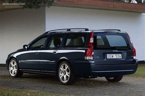 2004 Volvo V70 by Volvo V70 Specs 2004 2005 2006 2007 Autoevolution