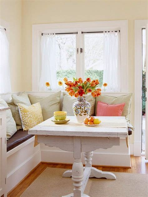 kitchen bench ideas 40 and cozy breakfast nook d 233 cor ideas digsdigs
