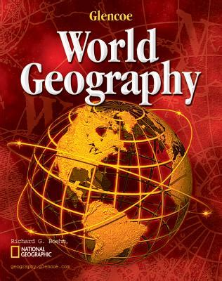 geography picture books glencoe world geography book 2 available editions