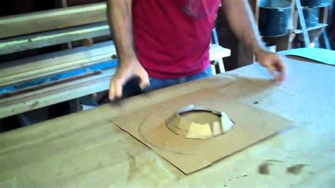 how to make a hat out of card mad hatter hat factory
