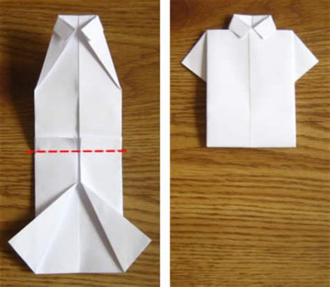 origami shirt folding origami shirt folding 171 embroidery origami