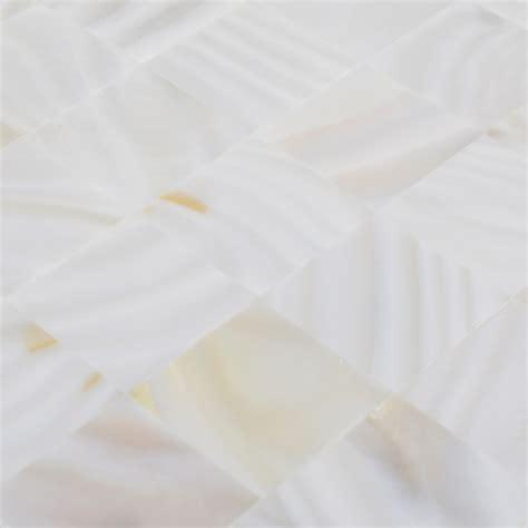shell tile backsplash shell tiles kitchen backsplash tile square of pearl