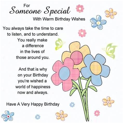how to make wishing cards 40 someone special birthday wishes photos ecards picsmine