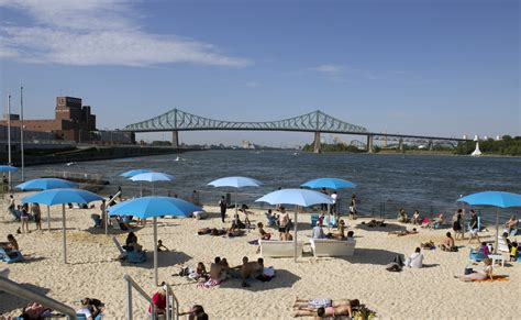 rubber sts montreal best montreal beaches
