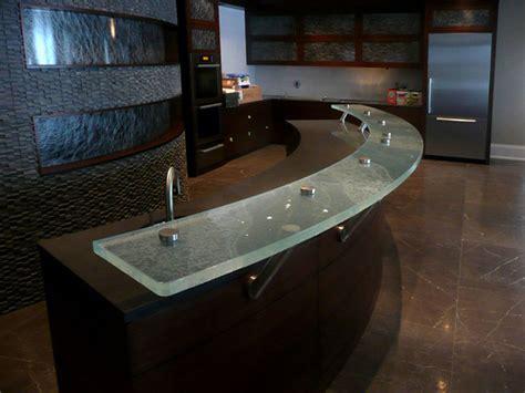 Kitchen Island Lights Fixtures glass bar top contemporary home bar toronto by cbd