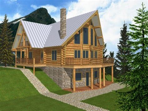 log home plans with basement log cabin home plans with basement tiny cottage