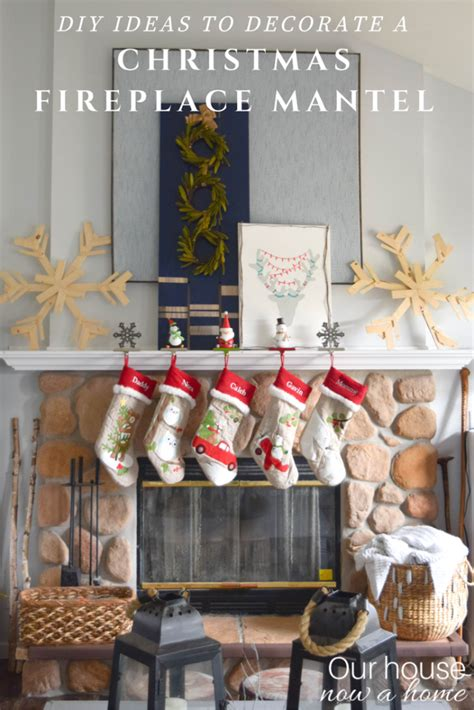 how to decorate fireplace mantel for diy ideas to decorate a fireplace mantel our