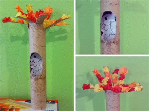 paper craft tree turn your trash into ideas to create from