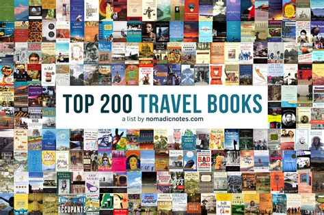 picture books about travel best travel books a list of the top 200 travel related books