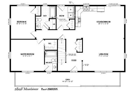 28 x 40 house plans 26 x 40 homes floor plans house design ideas