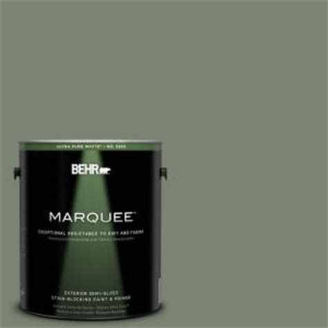 home depot paint colors green behr marquee 1 gal icc 77 green semi gloss enamel