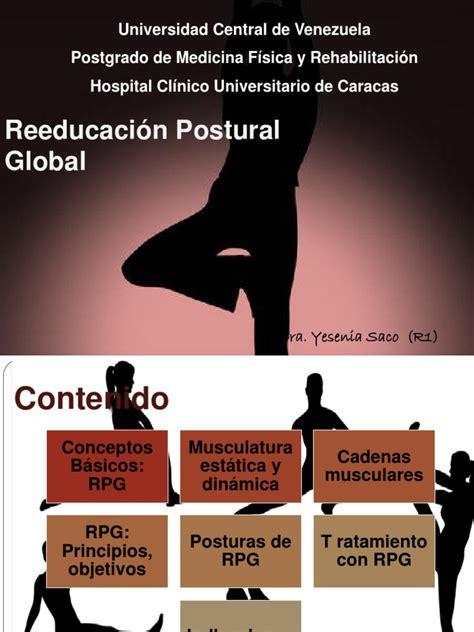 cadenas musculares scribd reeducaci 243 n postural global nueva