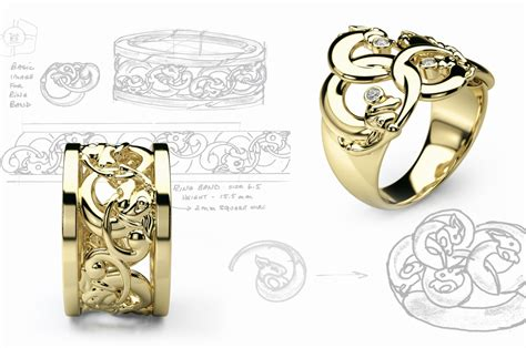 jewelry and design high end jewelry collection cad jewelry design and