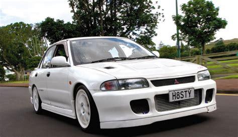 Mitsubishi Evo 2 by Classic Tuning 400 Hp Mitsubishi Evo Ii Rs News Top Speed