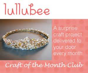 craft of the month club for lullubee introduces line of ready to make classic diy