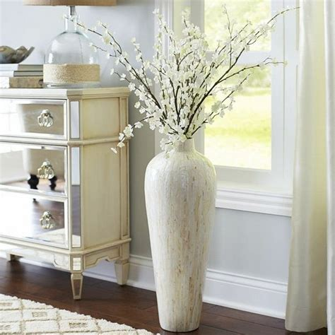 flower vase decoration home 25 best ideas about floor vases on floor