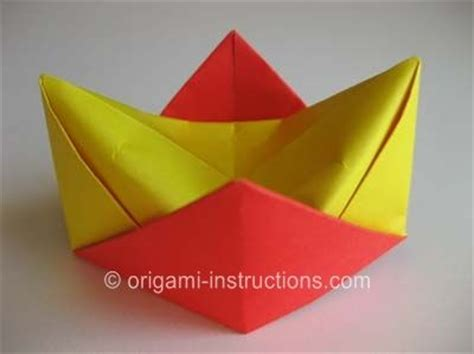 crown origami origami crown paper toys