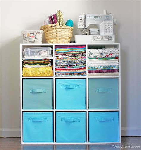 craft storage for how to store your craft supplies in a small space decor